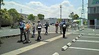 滋賀県ウォーキング協会 5月例会 中山道老蘇の道