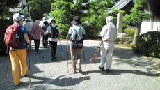 滋賀退職教職員の会 坂本~日吉大社
